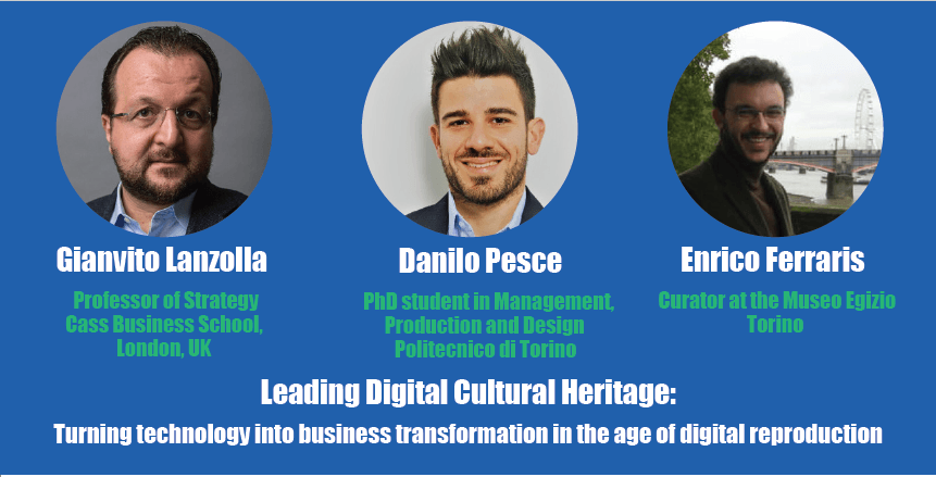 Leading Digital Cultural Heritage